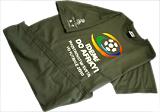 Fotbalové tričko MS vo futbale 2010, Plnofarebná rastrová sieťotlač