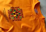 Tričko pre Univerzitné pastoračné centrum, farebná priama tlač