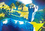 Hráčske tričko Minecraft, Digitálna tlač priama