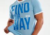 značkové tričko DESSUE potlač , Digitálna tlač na tričko