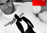 Tlač dizajnového trička DESSUE , Digitálna tlač na tričko