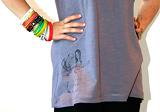 Tričko Longital , Digitálna priama tlač