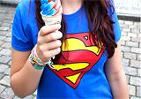 Tričko Superman , Digitálna priama tlač