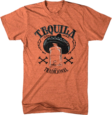 Tequila worm t-shirt design by Florin