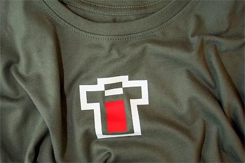 Flex na tričku: Vyrezávané znaky a nápisy
