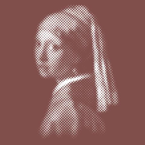 Jan Vermeer, Dievča s perlami