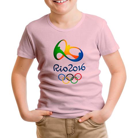 Tričko s potlačou RIO 2016