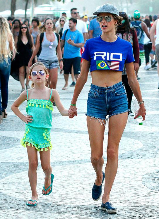 Olympijské tričko RIO 2016