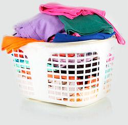 Údržba potlačeného textilu - pracie symboly